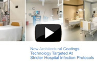 New Architectural Coatings Technology for Health Care Facilities